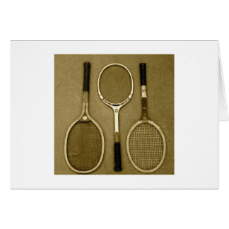 Antique Rackets Cards