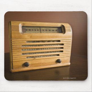 Antique Radio Mouse Pad