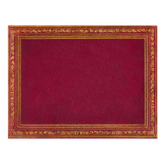Antique Red Greeting Cards