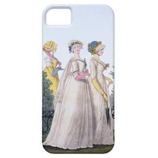 Antique Regency Fashion Plate iPhone 5 Case