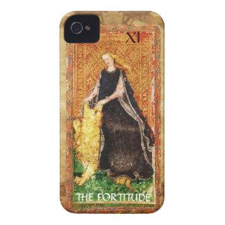 ANTIQUE RENAISSANCE TAROTS 11 / THE FORTITUDE iPhone 4 CASE