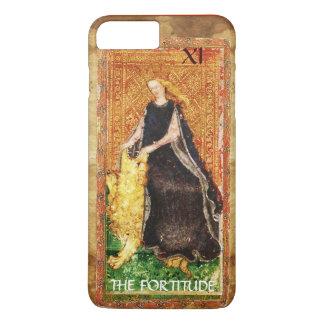 ANTIQUE RENAISSANCE TAROTS 11 / THE FORTITUDE iPhone 7 PLUS CASE