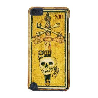 ANTIQUE RENAISSANCE TAROTS 13 / DEATH iPod TOUCH (5TH GENERATION) COVERS