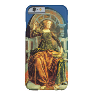 ANTIQUE RENAISSANCE TAROTS 14 / TEMPERANCE BARELY THERE iPhone 6 CASE