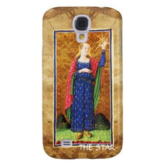 ANTIQUE RENAISSANCE TAROTS 18 / THE STAR GALAXY S4 CASE