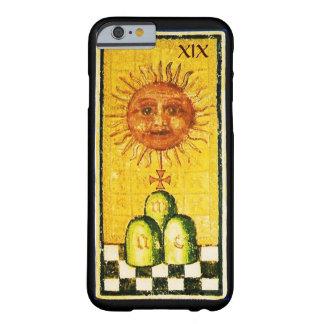 ANTIQUE RENAISSANCE TAROTS 19 / THE SUN BARELY THERE iPhone 6 CASE