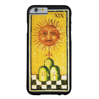 ANTIQUE RENAISSANCE TAROTS 19 / THE SUN BARELY THERE iPhone 6 CASE