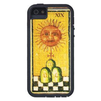 ANTIQUE RENAISSANCE TAROTS 19 / THE SUN COVER FOR iPhone 5