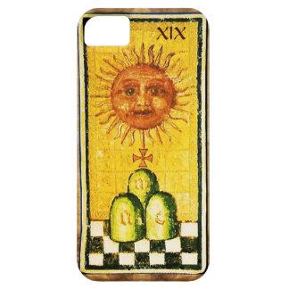 ANTIQUE RENAISSANCE TAROTS 19 / THE SUN iPhone 5 CASES