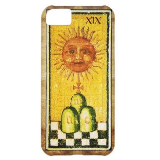 ANTIQUE RENAISSANCE TAROTS 19 / THE SUN iPhone 5C COVERS
