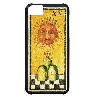 ANTIQUE RENAISSANCE TAROTS 19 / THE SUN iPhone 5C COVER