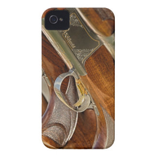 Antique Rifles iPhone 4 Case