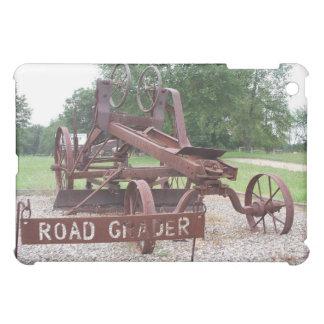 Antique Road Grader iPad Case
