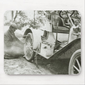 Antique Roadster, 1911 Mouse Pad