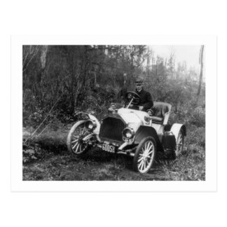 Antique Roadster, 1911 Post Cards
