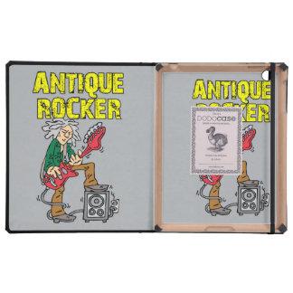 ANTIQUE ROCKER iPad COVER