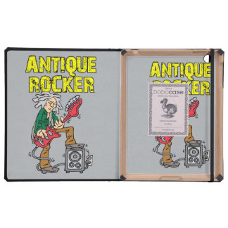 ANTIQUE ROCKER COVER FOR iPad