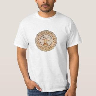 ANTIQUE ROMAN MOSAICS / GAZZELLE T-Shirt