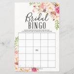 """Antique Rose Double Sided Bridal Shower Games<br><div class=""""desc"""">Get the party started with this fun DOUBLE sided Bridal Shower Bingo and What&#39;s On Your Phone Game!   Double the fun for the price of one!   Photo Booth Backdrop: https://www.zazzle.com/bridal_shower_backdrop_photo_prop_photo_booth_tapestry-256479834681555247   Recipe Card: https://www.zazzle.com/recipe_cards_antique_rose_bridal_shower_recipe-239859826319608293    Visit our website for more designs and inspiration: www.creativeuniondesign.com</div>"""