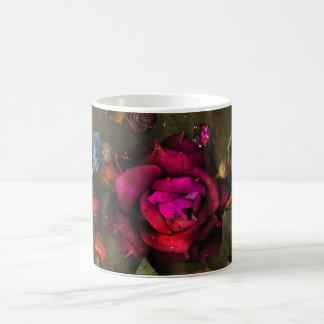 Antique Rose Magic Mug