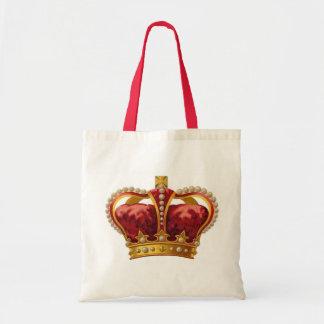 Antique Royal Crown Bag