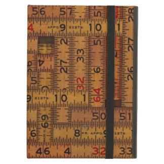 Antique Ruler Measured Pattern iPad Air Case