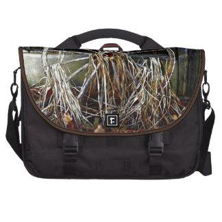 Antique Rustic Wagon Wheel Artwork Messenger Bag Bag For Laptop
