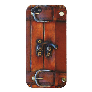 Antique Satchel Carry Bag or Purse Cover For iPhone SE/5/5s