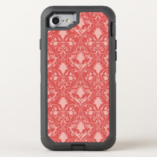 Antique scroll wallpaper 2 OtterBox defender iPhone 7 case