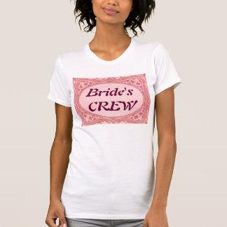 Antique Scroll Wedding Tshirt