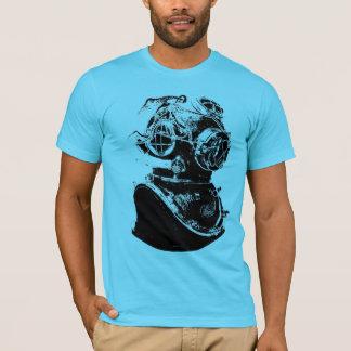 Antique Scuba Diver T-Shirt