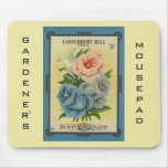 Antique Seed Packet: Gardener's Mouspad Mouse Pad