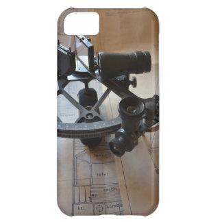 Antique Sextant Case For iPhone 5C