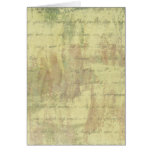 Antique Shabby Greeting Cards