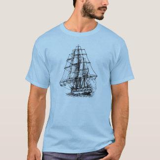 Antique Ship - Nautical Tshirt