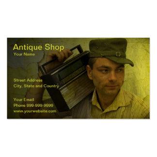 Antique Shop Business Card Templates