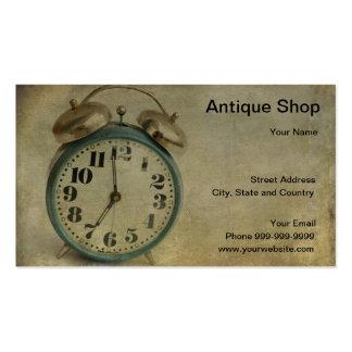 Antique Shop Business Card