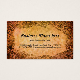 Antique Shop Business Cards