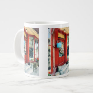 Antique Shop Waterbury VT Giant Coffee Mug