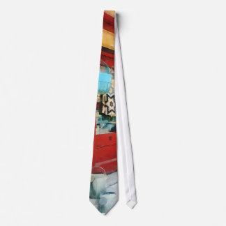 Antique Shop Waterbury VT Tie