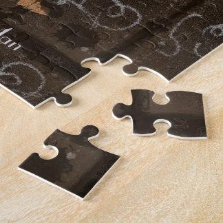 Antique Skeleton Jigsaw Puzzles