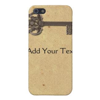 Antique Skeleton Key iPhone SE/5/5s Case