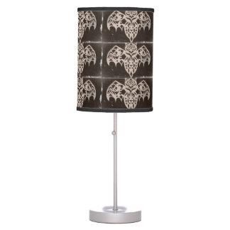 Antique Skeleton Night Creature Table Lamp