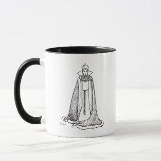 Antique Snow White | Queen Mug