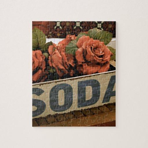 Antique Soda Box Puzzles
