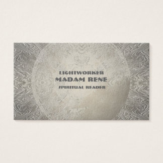 Antique Spiritual Vintage Gypsy Business Cards