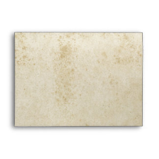 Antique Stained Paper Envelope