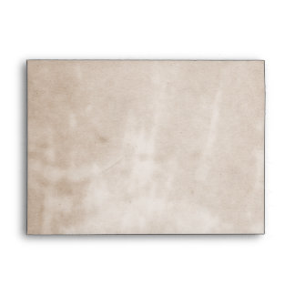 Antique Stained Paper Envelope Rustic Grungy