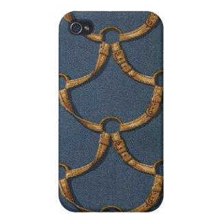 Antique Strap Buckles Speck Case iPhone 4 Covers For iPhone 4