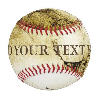 Antique Style Pattern swing grunge + your ideas Baseball